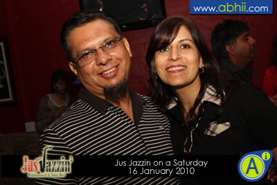 Jus Jazzin - 16th Jan 2010