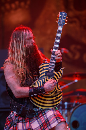 Black Label Society at The Impact Festival - ME