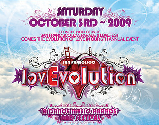 2009 San Francisco LovEvolution 10.3.09 (G.C.)