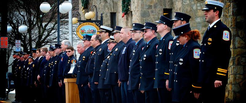 1.9.13 - Ron Bolland Memorial Service