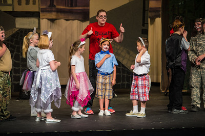 2014 Aristocats Summer theatre