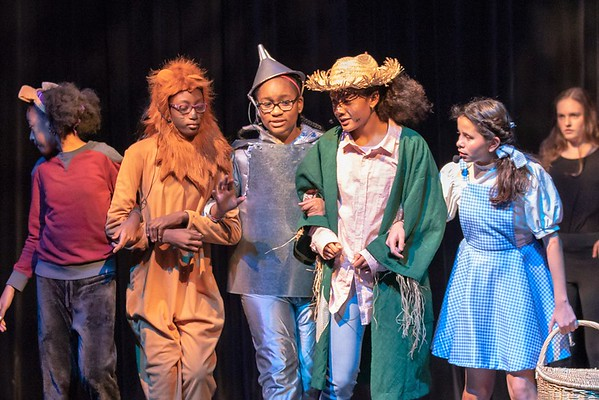 Middle School Musical - Wizard of Oz