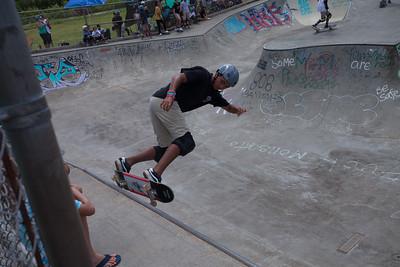 Banzai Skate Park 30 Jul, 2016