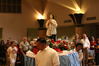09-25-10 Feast of San Lorenzo