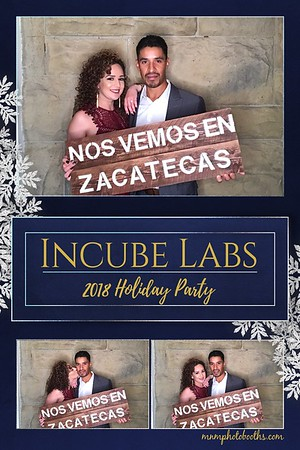 Incube Labs 2018 Holiday Party