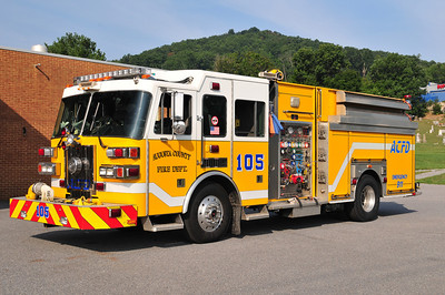 VIRGINIA FIRE APPARATUS