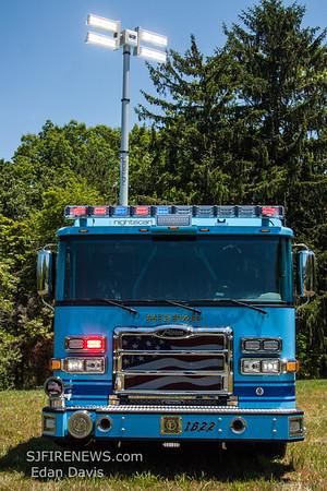 Mizpah Fire Dept. (Atlantic County NJ) Engine 18-22