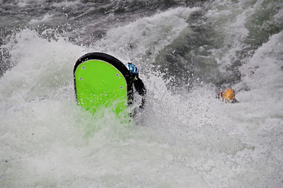 Riverboarding 2012