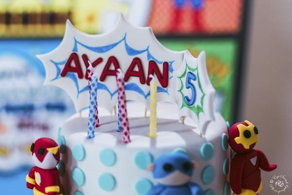 Ayaan's 5th
