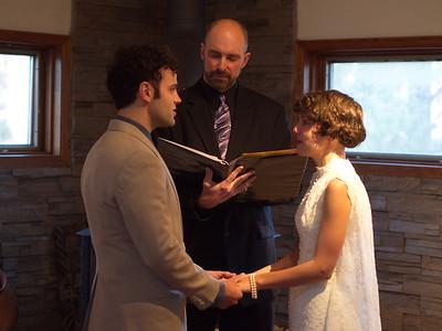 Buddy and Tristen Wedding