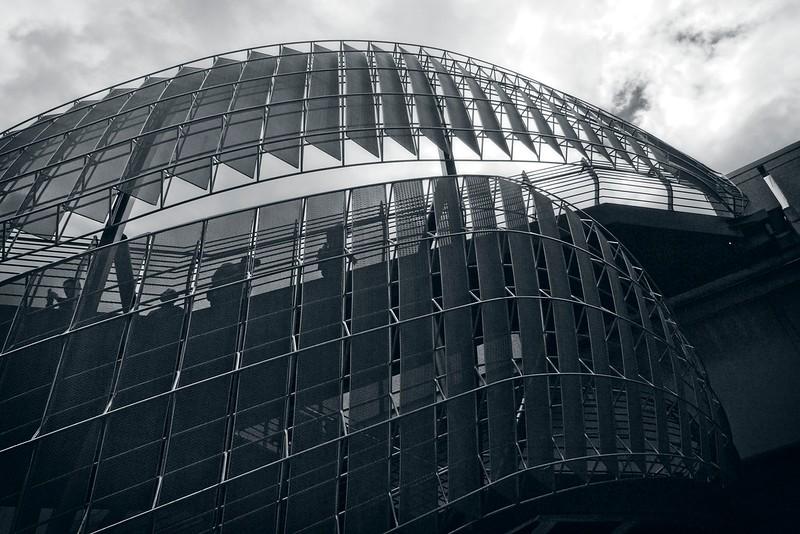 London Bridge, new steps