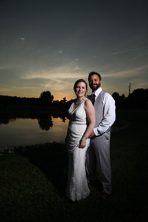 Alyssa and Mike: Married at Martha's Orchard