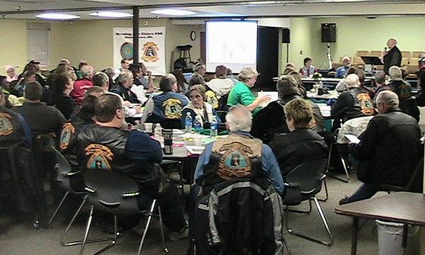 Officers Meeting Feb. 24