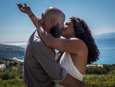 Sean and Liz's Greek Wedding