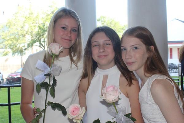 8th Grade Liturgy (5.31.19)