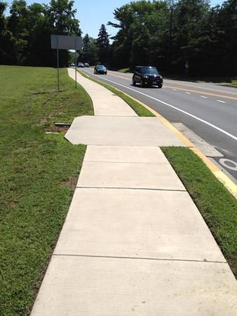 Dagsboro Streetscape, Dagsboro, DE