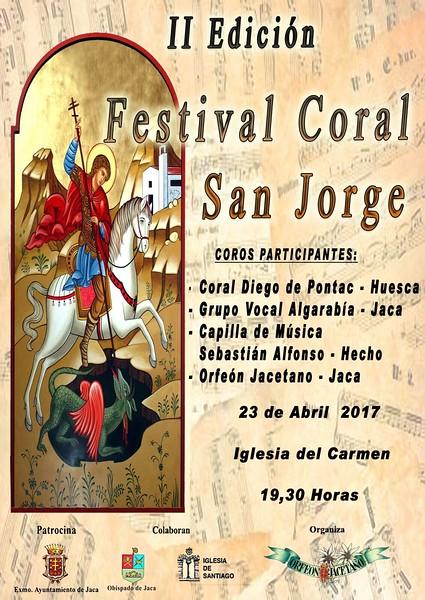 II Festival Coral San Jorge
