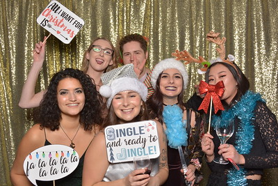 Strathcona Hotel Staff Party 2019