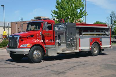Barron-Maple Grove  Fire Department