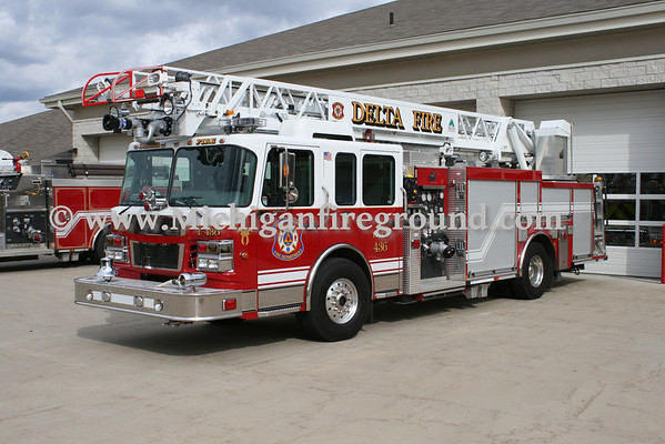 Delta Township, Michigan Fire Department