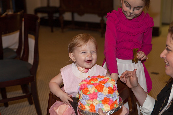 Isabella's 1st Birthday!