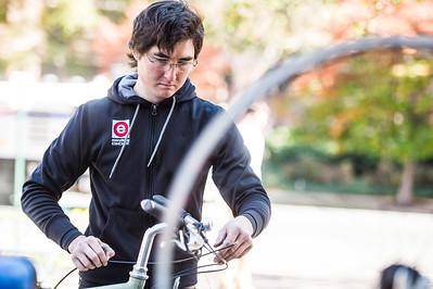 Mobile Pop-up Bike Repair
