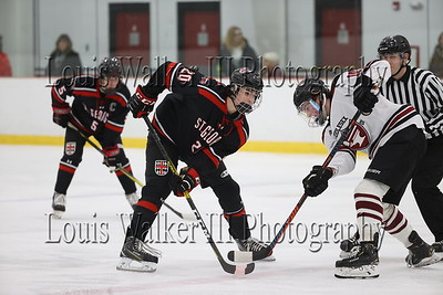 Hockey Middlesex at St George's on 2/29/20