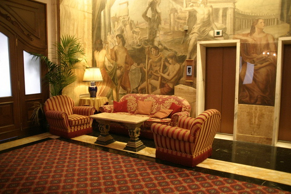 05-Hotel Bernini Bristol ( Archive Images - Availability TBC)