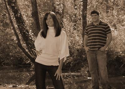 Kelly and Jason 11-01-2008