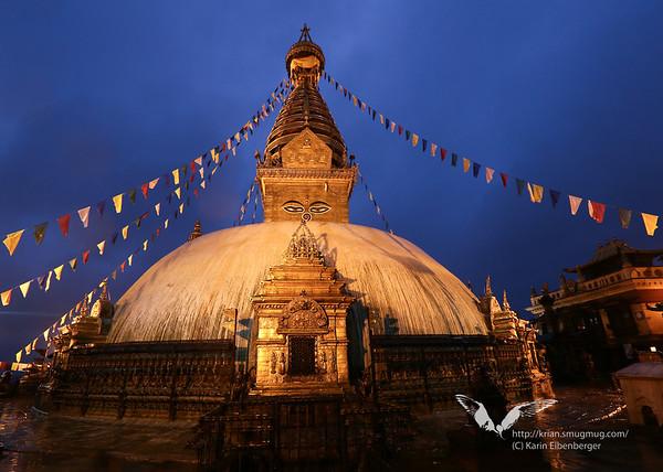 Nepal 2013 Dhaulagiri Circuit