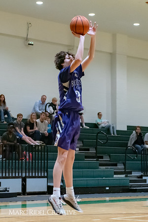 Broughton JV boys basketball vs Cardinal Gibbons. February 7, 2019. 750_3289
