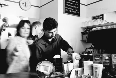 Gauchos Monacos at Caffé Fausto 2008