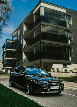 Audi A6 müük