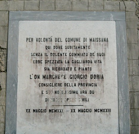 Liguria - Maissana