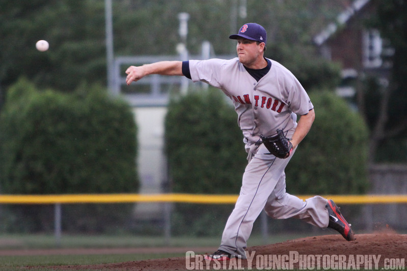 Brantford Red Sox at Guelph Royals July 12, 2014