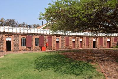South Africa: Fort Schanskop, Pretoria, 2018