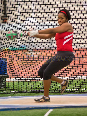 Davenport Only Gallery - 2012 NAIA Indoor Nationals