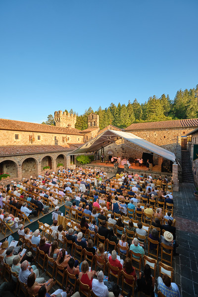 Opera at the Castello