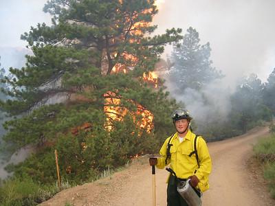 Mason Gulch Fire