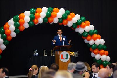 Alumni Association Homecoming & Awards Presentation