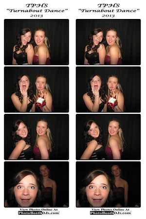 01/26/2013 TPHS Turn About Dance PhotoStrips