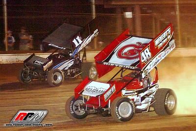 Sharon Speedway - 6/19/18 - Tommy Hein