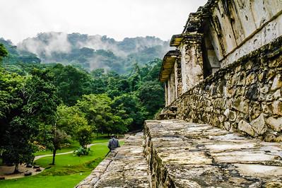 Bonampak Mayan Ruins