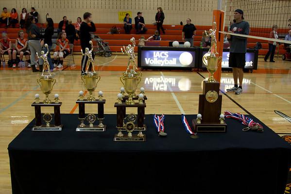 Volleyball - IACS 2012