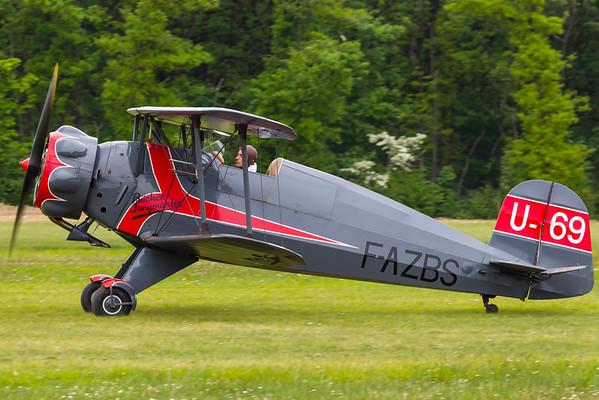 F-AZBS - Bucker Bu-133 Jungmeister