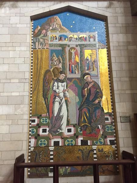 Church of the Annunciation - Bridget St. Clair
