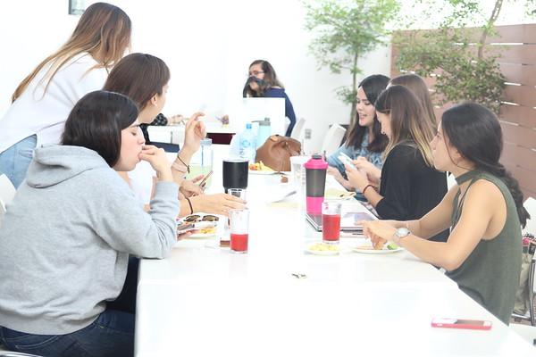 2018.08.28 Cofee Break Alumnas ESDAI 9no