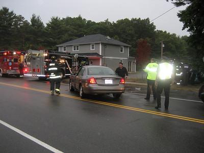 Main Street, Norfolk - MVA: October 11, 2007