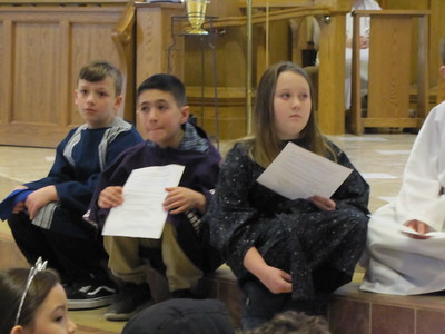 Family Liturgy March 2019