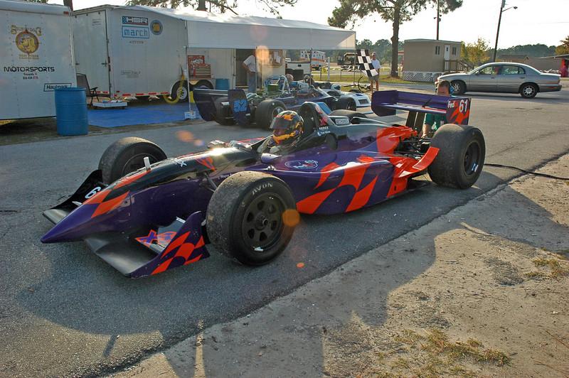 Vintage Motor Racing